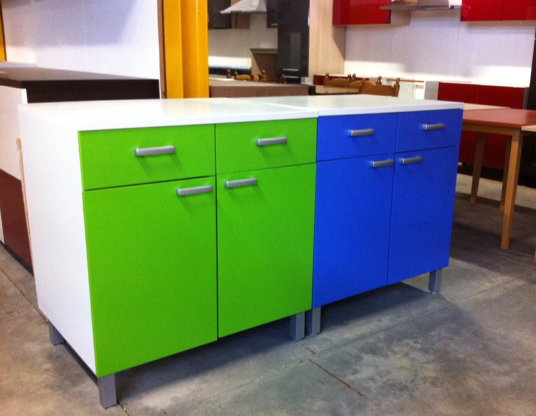 Awesome Moduli Per Cucina Componibile Gallery - Ideas & Design ...
