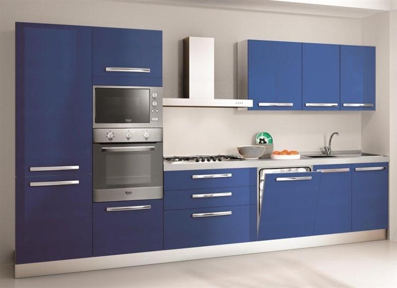 Cucina doppio forno cucine arredamento - Forno microonde incasso ariston ...