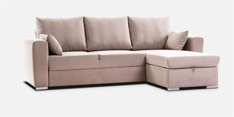 Divano angolare bob divani poltrone arredamento comfal recuperi - Divano letto angolare contenitore ...