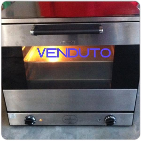 Forno professionale smeg venduto attrezzature x for Forno elettrico da appoggio