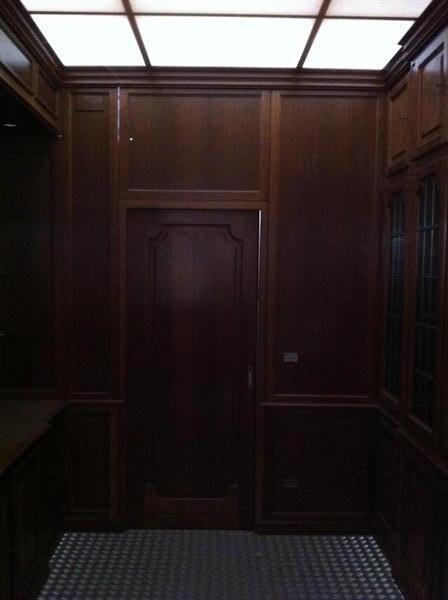 Allestimento x ufficio mobili vintage collezionismo - Allestimento cabina armadio ...