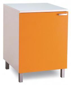 Basi e pensili cucina doremi arancio stock grandi quantita 39 comfal recuperi - Basi cucina in kit ...