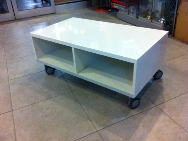 Mobiletto con ruote accessori e complementi for Ruote arredamento