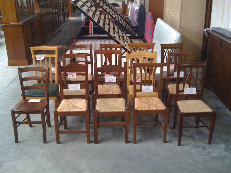 Offerta sedie tavoli sedie arredamento for Tavoli in offerta