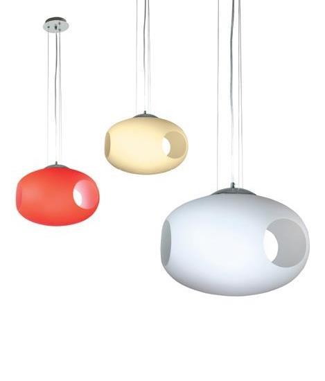 Lampadario a sospensione ellisse lampadari illuminazione comfal recuperi for Lampadari x bagno