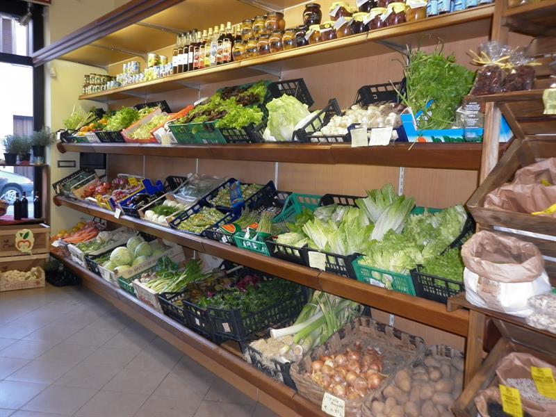 Scaffalature Per Negozi Alimentari.Scaffalatura X Negozio Alimentari Attrezzature X Alimentari E