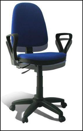 Sedia ufficio star tavoli sedie arredamento for Negozi sedie ufficio