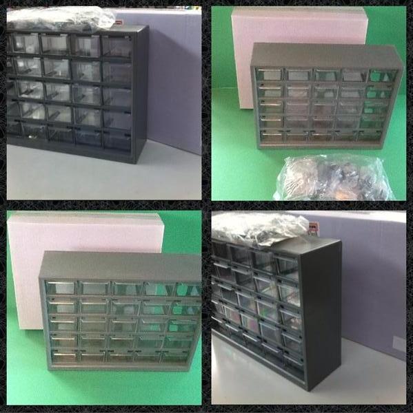Cassettiere Plastica Per Minuterie.Cassettiera Da 25 Cassetti Per Minuteria Compralo Subito